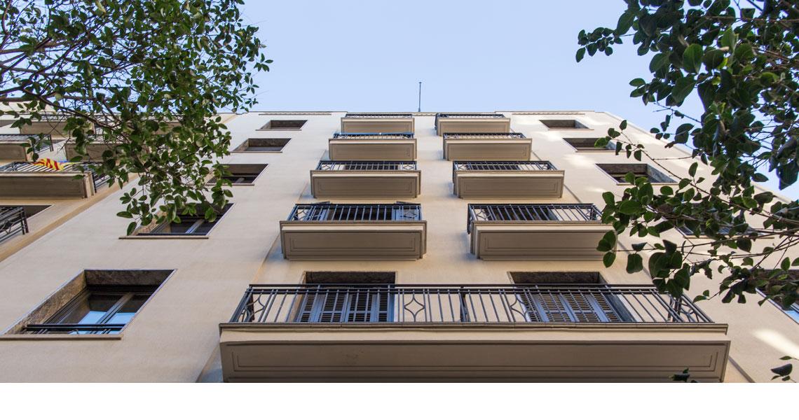 Residencia 307 muntaner en barcelona emerige espa a for Sala muntaner barcelona